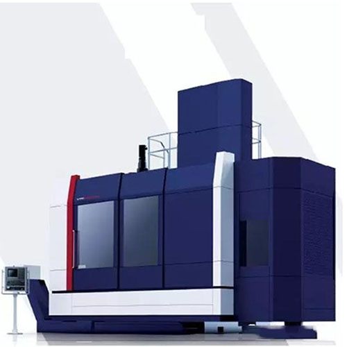 VTC-M系列立式车铣中心