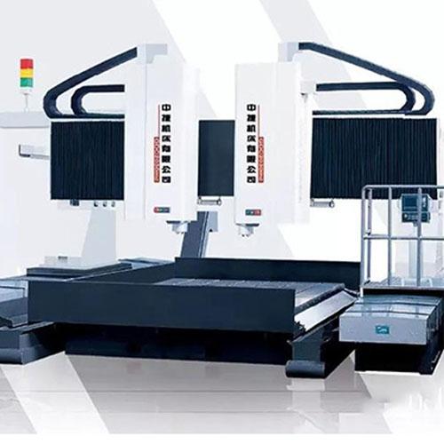 GDC(m)d系列龙门式数控铣钻床